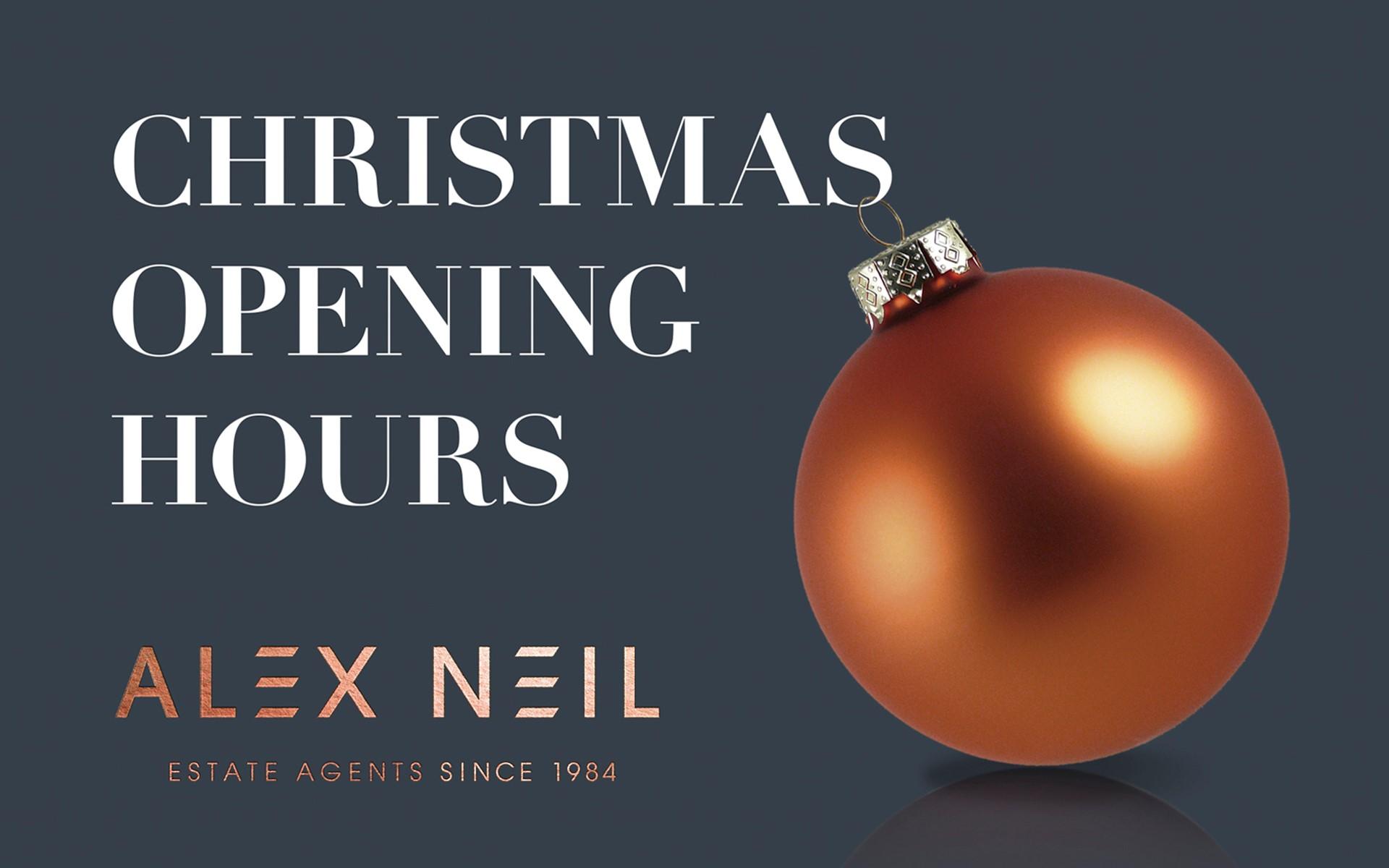 Alex Neil Christmas Bauble