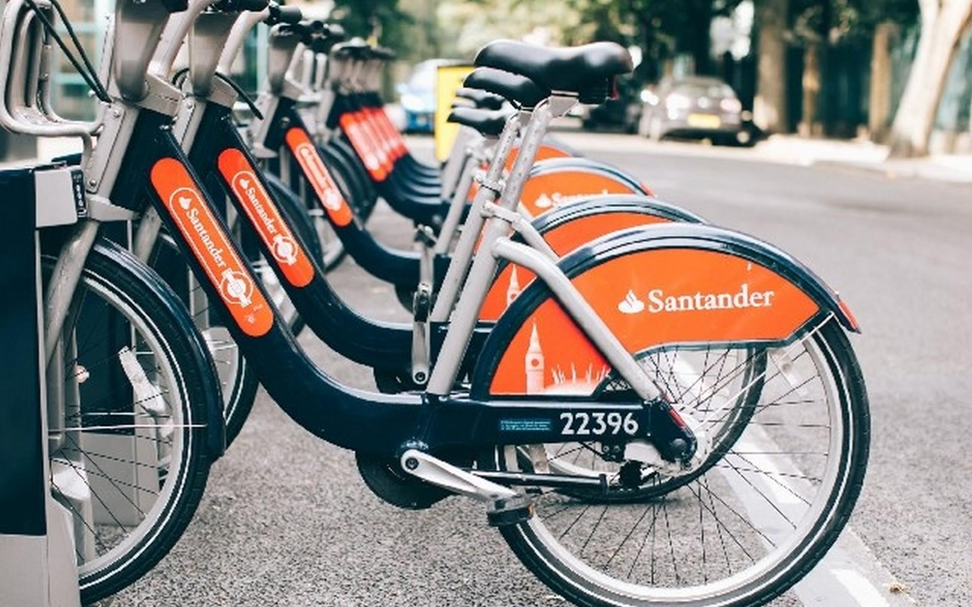 Santander Cycle Hire London