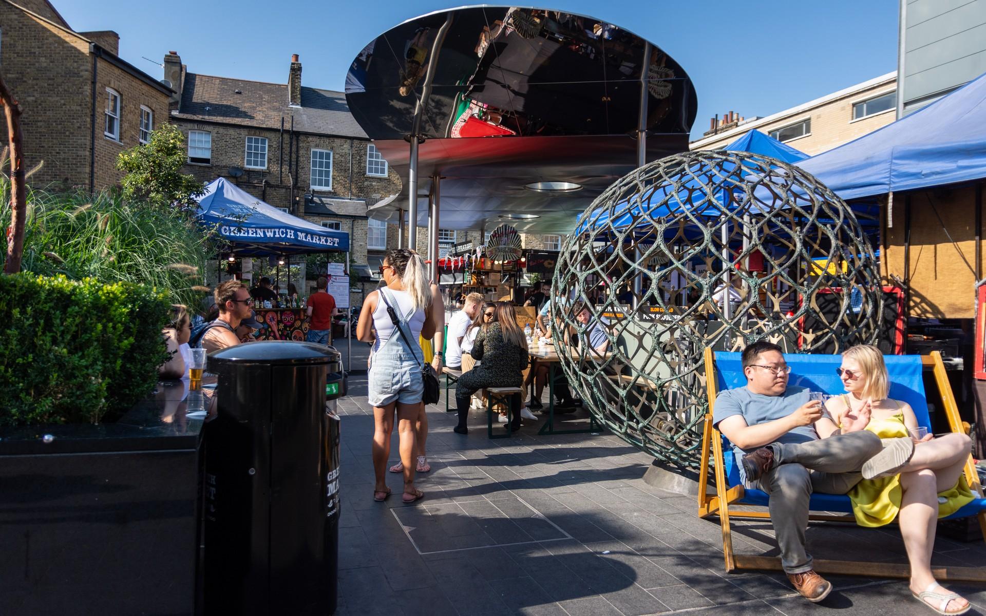 Greenwich Market, Greenwich SE10