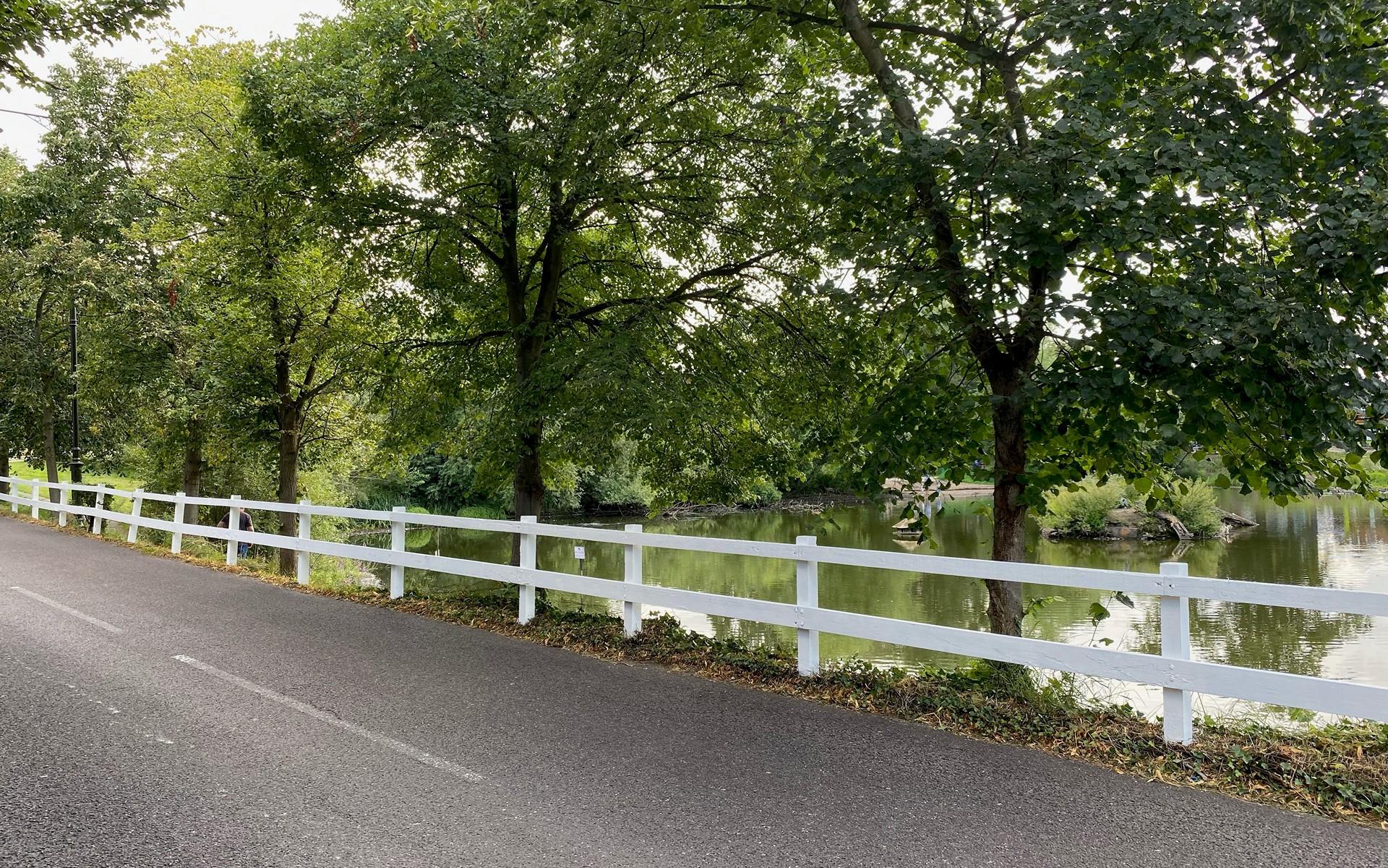 Prickend Pond Chislehurst Village Conservation Area