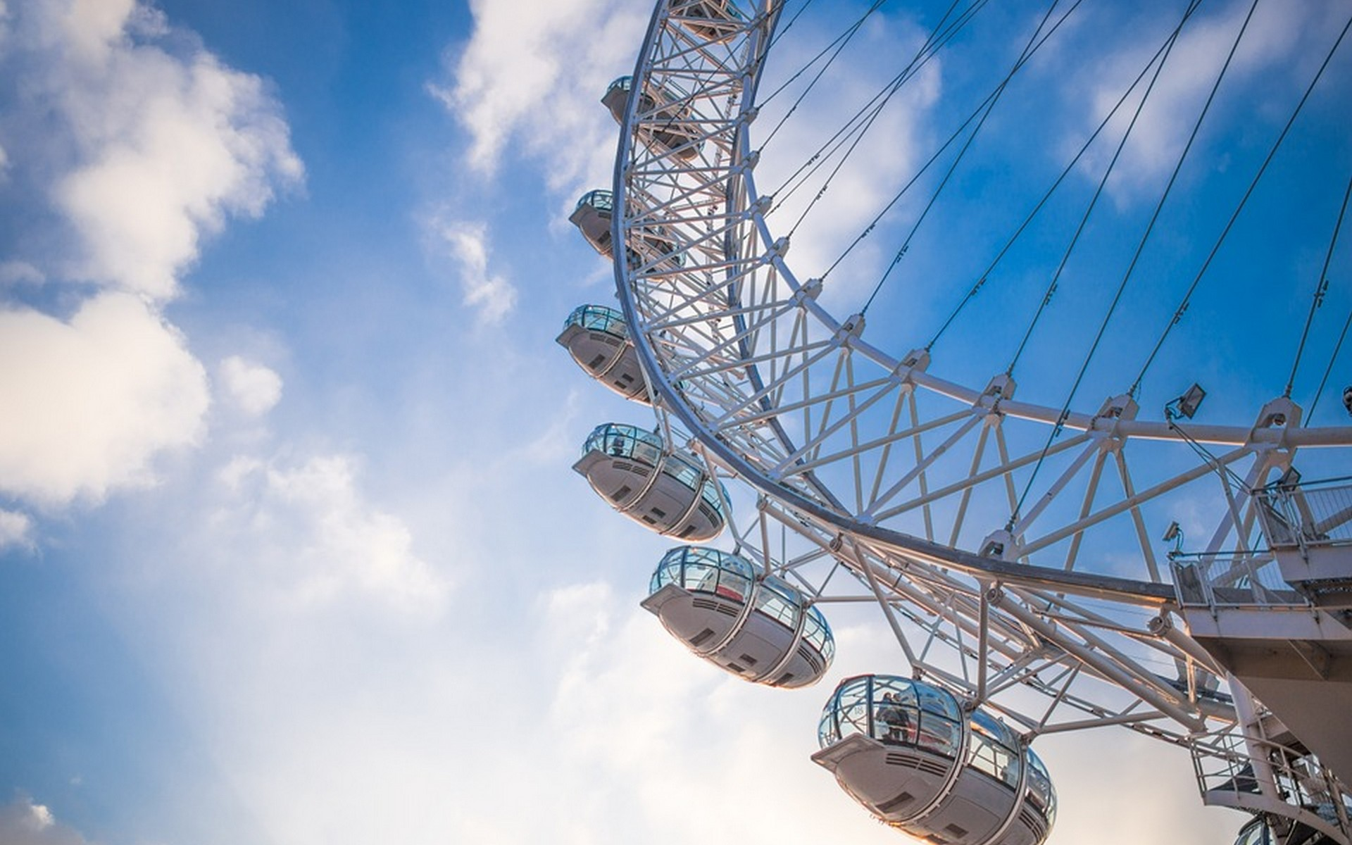 The London Eye, Millennium Wheel