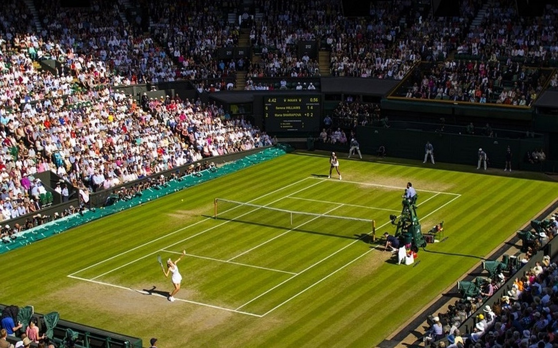 Wimbledon Tennis July 2019