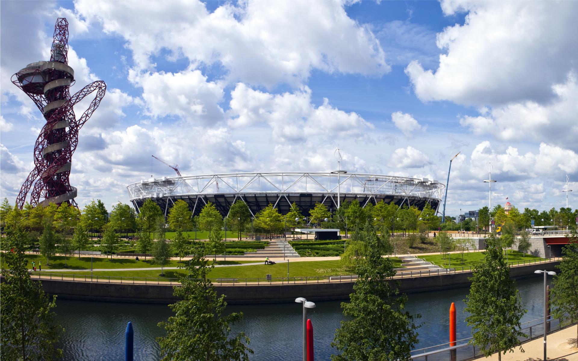 ArcelorMittal Orbit, Queen Elizabeth Olympic Park, Stratford E20
