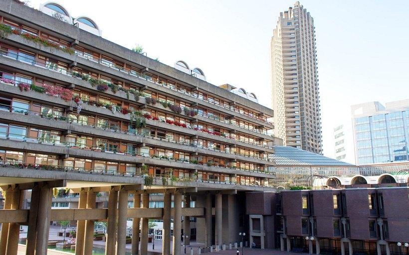 The Barbican Development London EC2Y