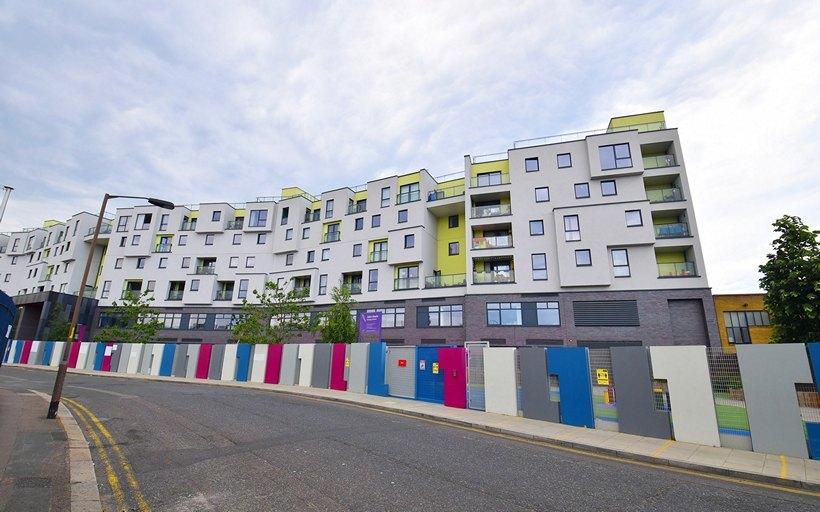 Bermondsey Works development in Bermondsey SE16